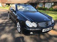 2004 MERCEDES-BENZ CLK 3.2 CLK320 ELEGANCE 2d AUTO 218 BHP £3995.00