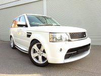 USED 2010 10 LAND ROVER RANGE ROVER SPORT 5.0 1d