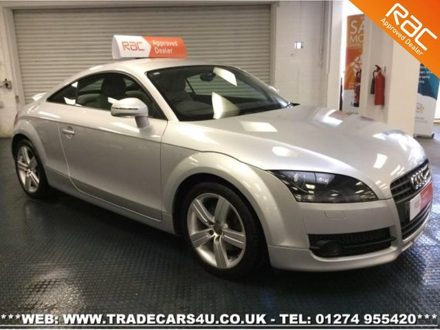 2008 08 AUDI TT 2.0T FSI COUPE TURBO 6 SPEED MANUAL