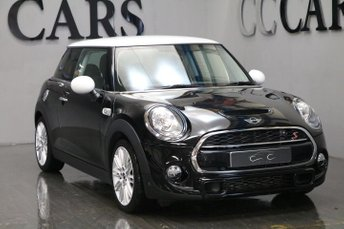 2015 MINI HATCH COOPER 2.0 COOPER SD 3d 168 BHP £13995.00