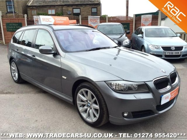 2010 60 BMW 325d (3.0) SE TOURING DIESEL ESTATE AUTOMATIC