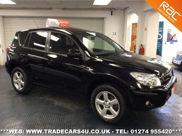 2007 TOYOTA RAV4  2.2 D-4D XT-R 6 SPEED MANUAL AWD