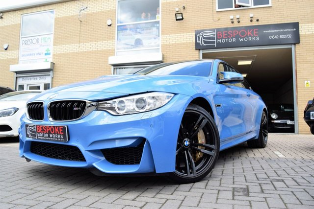 2015 65 BMW M4 COUPE 3.0 TWIN TURBO DCT
