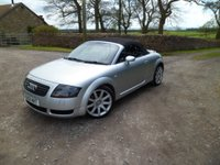 USED 2001 51 AUDI TT 1.8 ROADSTER QUATTRO 2d 221 BHP FANTASTIC EXAMPLE. BOSE. XENON LIGHTS. HEATED SEATS. EXCELLENT HISTORY