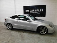 2008 MERCEDES-BENZ CLC CLASS 2.1 CLC220 CDI SPORT 3d AUTO 150 BHP £4591.00
