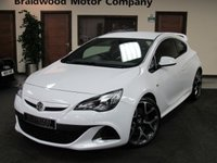 USED 2015 15 VAUXHALL ASTRA 2.0 VXR 3d 276 BHP