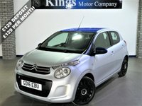 "USED 2016 16 CITROEN C1 1.0 FEEL 5dr New Shape, £0 Zero Tax, SAVE £££££""S ON New Price !!!"