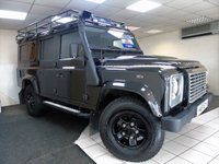 USED 2013 13 LAND ROVER DEFENDER 2.2 TD XS STATION WAGON 1d 122 BHP