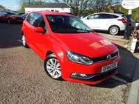 USED 2014 64 VOLKSWAGEN POLO 1.0 SE 3d 60 BHP One Owner