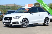USED 2015 64 AUDI A1 1.6 S LINE STYLE EDITION **£2200 EXTRAS** **S LINE//STYLE EDITION**