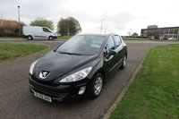 USED 2009 59 PEUGEOT 308 1.6 S HDI Low Road Tax,Full Service History