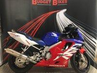 2001 HONDA CBR600F 599cc CBR 600 F  £1990.00