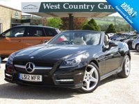 USED 2012 12 MERCEDES-BENZ SLK 1.8 SLK250 BLUEEFFICIENCY AMG SPORT ED125 2d AUTO 204 BHP Demo + 1 Dorset Owner From New