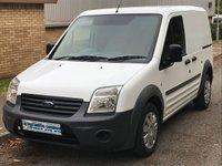 2012 FORD TRANSIT CONNECT 1.8 TDCI T200 SWB LOW ROOF 75 BHP £5995.00