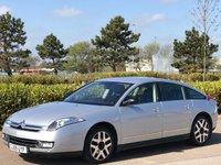 2009 CITROEN C6 2.7 EXCLUSIVE V6 HDI 4d AUTO 202 BHP £5995.00
