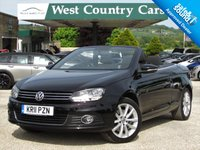 USED 2011 11 VOLKSWAGEN EOS 2.0 SE TDI BLUEMOTION TECHNOLOGY 2d 139 BHP Only 2 Owners From New
