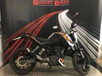 2013 KTM DUKE 125cc 125 DUKE 13  £2499.00