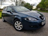 USED 2008 08 SEAT LEON 1.9 STYLANCE TDI 5d ALLOYS & A/C