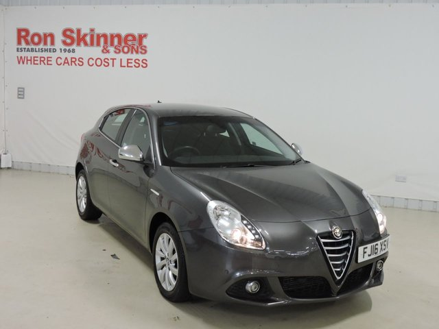 View our 2016 16 ALFA ROMEO GIULIETTA 1.6 JTDM-2 BUSINESS EDITION 5d 120 BHP