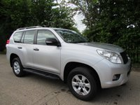 USED 2009 59 TOYOTA LAND CRUISER 3.0 D-4D LC3 5d AUTO 171 BHP