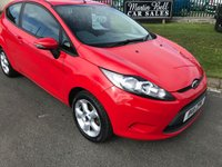 2011 FORD FIESTA 1.2 EDGE 3d 1 owner 4 new tyres,alloys,aircon,bluetooth low miles very clean example  £4795.00