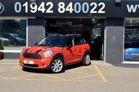 2012 MINI COUNTRYMAN 1.6 COOPER D ALL4 5d 112 BHP £7795.00