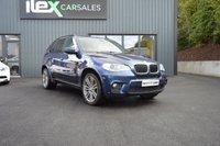 2012 BMW X5 3.0 XDRIVE30D M SPORT 5d AUTO 241 BHP £18995.00