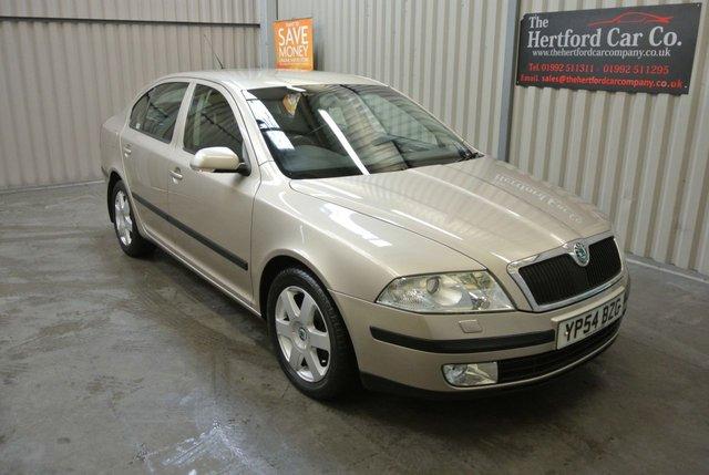 2004 54 SKODA OCTAVIA 1.9 ELEGANCE TDI 5d AUTO 103 BHP