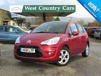 USED 2012 61 CITROEN C3 1.6 EXCLUSIVE 5d AUTO 118 BHP Spacious And Safe Hatchback