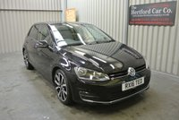 2016 VOLKSWAGEN GOLF 2.0 GT TDI BLUEMOTION TECHNOLOGY 5d 148 BHP £14995.00