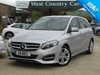 USED 2015 65 MERCEDES-BENZ B CLASS 1.6 B 180 SPORT PREMIUM 5d AUTO 121 BHP 1 Local Owner From New