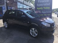 USED 2011 11 NISSAN QASHQAI 1.5 ACENTA DCI 5d 110 BHP, only 33000 miles ***GREAT FINANCE DEALS AVAILABLE***