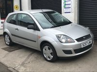 USED 2007 57 FORD FIESTA 1.2 STYLE CLIMATE 16V 3d 78 BHP