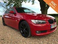 2008 BMW 3 SERIES 2.0 320I SE 2d 168 BHP £5850.00