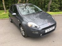 2014 FIAT PUNTO 1.4 GBT 3d 77 BHP £6395.00