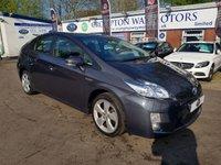 2009 TOYOTA PRIUS 1.8 T4 VVT-I 5d AUTO 99 BHP £9400.00