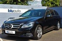 2013 MERCEDES-BENZ E 220 2.1 CDI SE 5d AUTO 168 BHP £16630.00