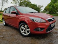 USED 2010 59 FORD FOCUS 1.6 ZETEC 5d AUTO ALLOYS & A/C