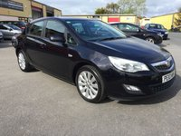 USED 2010 10 VAUXHALL ASTRA 1.6 EXCLUSIV 5dr Hatch