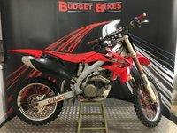 2005 HONDA CRF450R CRF450R £2499.00