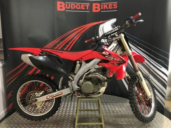 View our HONDA CRF450R