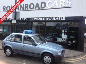 View our VAUXHALL NOVA
