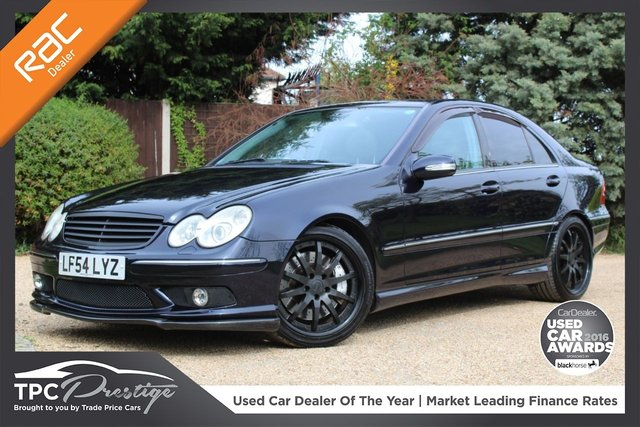 View our MERCEDES-BENZ C 55 AMG