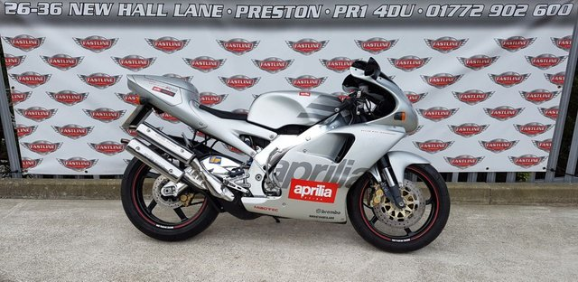 View our APRILIA RS