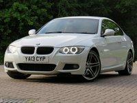 USED 2013 11 BMW 3 SERIES 2.0 320D M SPORT 2d 181 BHP