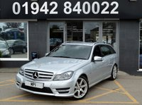 2012 MERCEDES-BENZ C CLASS 2.1 C200 CDI BLUEEFFICIENCY SPORT 5d AUTO 135 BHP £10995.00