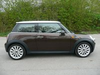 USED 2010 MINI HATCH COOPER 1.6 COOPER MAYFAIR 3d 120 BHP