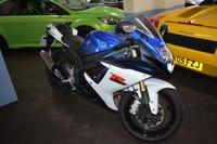 2011 SUZUKI GSXR 750cc GSXR 750 L1  £4999.00