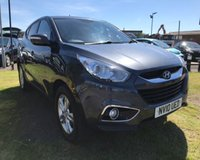 USED 2010 10 HYUNDAI IX35 2.0 STYLE 5d 161 BHP **Ideal Family MPV/Crossover Service History 12 Months Mot**