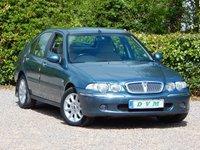 2001 ROVER 45 2.0 IMPRESSION S TD XL 5d 100 BHP £950.00